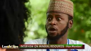 interview on minireal resouces hon member