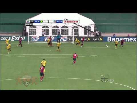 USA Vs Jamaica20 Gold Cup 2011
