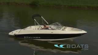 Bayliner 175 BR Boat Review / Performance Test