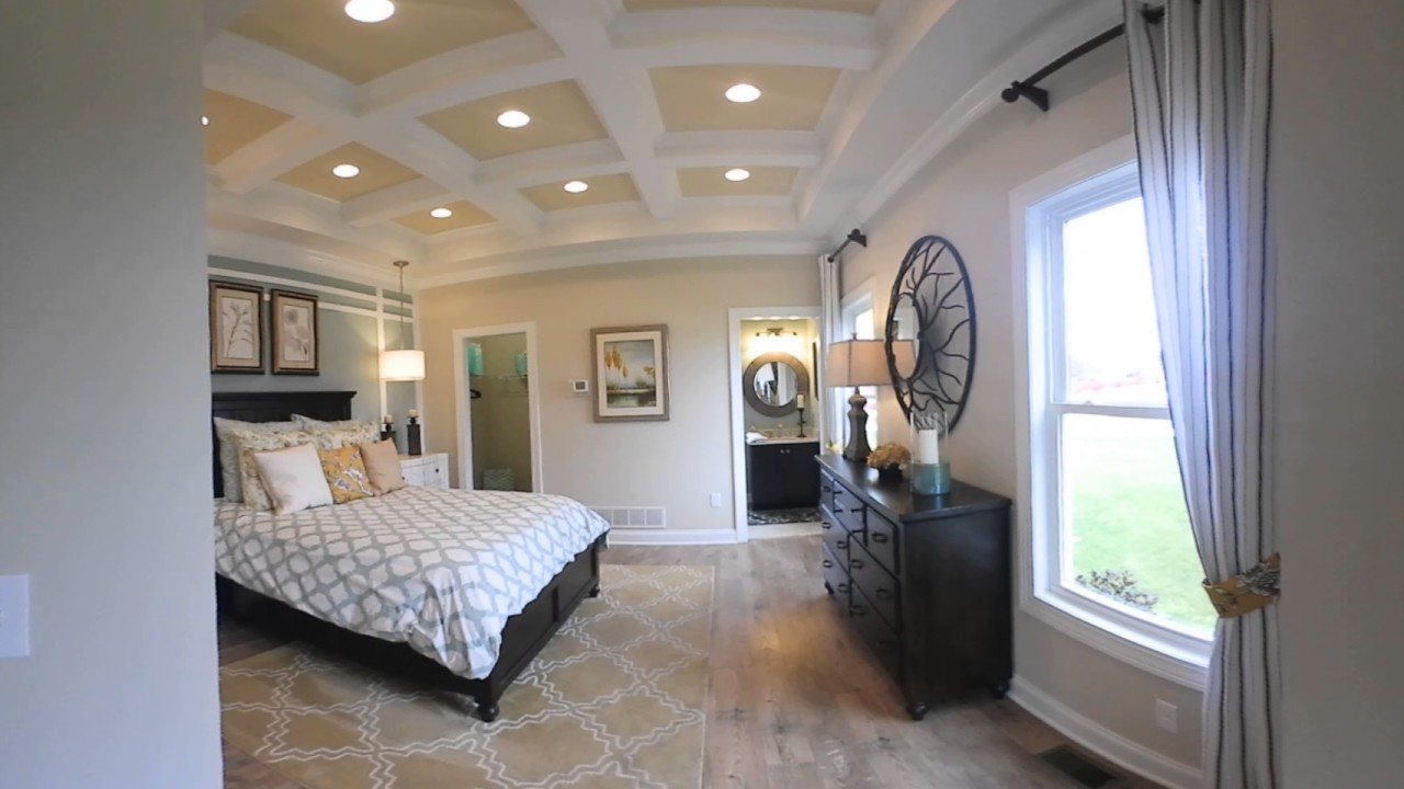 Schumacher Homes Olivia B Dual Master Suite 360 Video