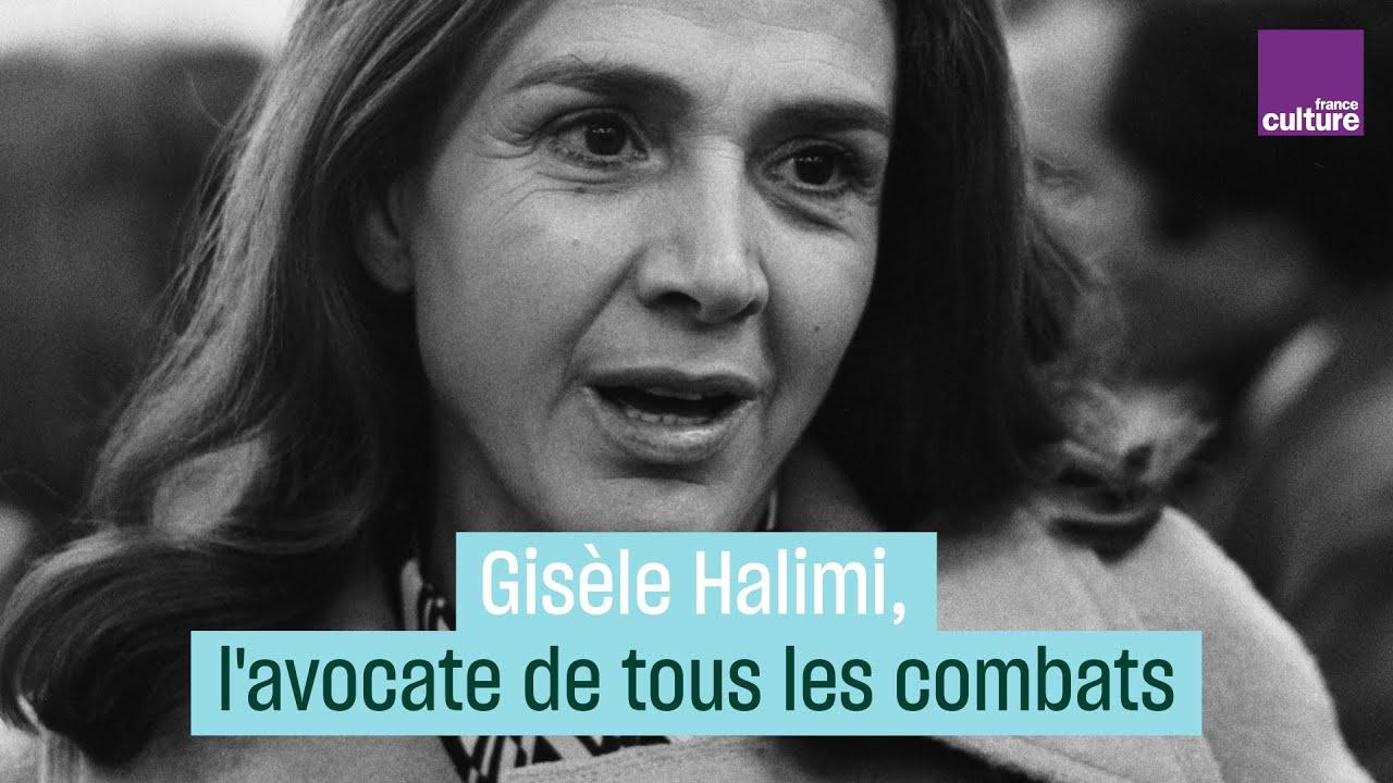 Gisèle Halimi, l'irrévérencieuse