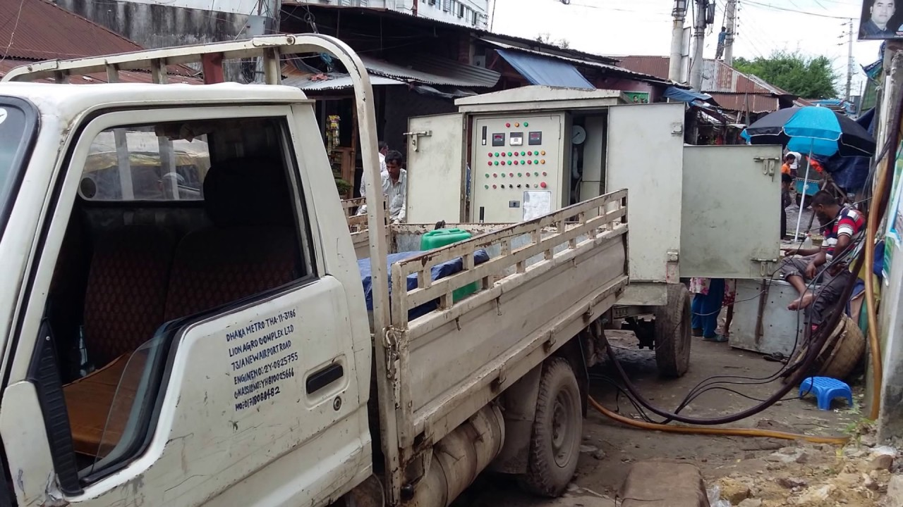 Transformer Oil Centrifusing at Panagea Fashion Wear Ltd by ASIAN POWERTEC  CO  LTD
