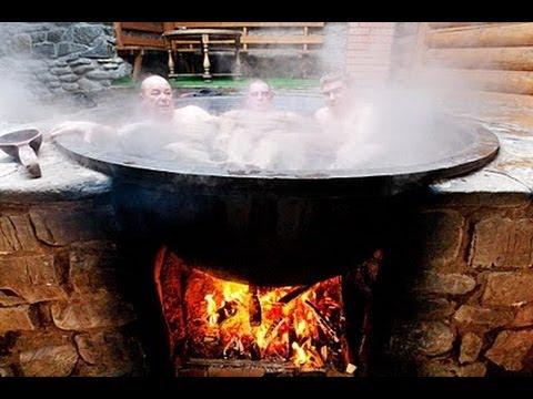 Заказать чугунный банный чан для купания в москве и россии в интернет магазине фитородник. Доставка и установка в любом городе. Низкие цены.