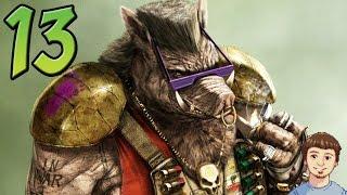 teenage mutant ninja turtles legends part 13 tmnt2 out of the shadows bebop defeated