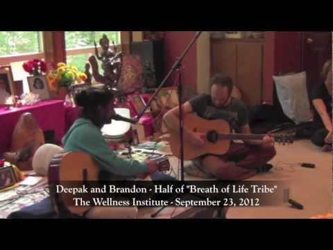 Deepak and Brandon - Breath of Life Tribe - Shiva Shambho - Billie Jean - Jai Ma