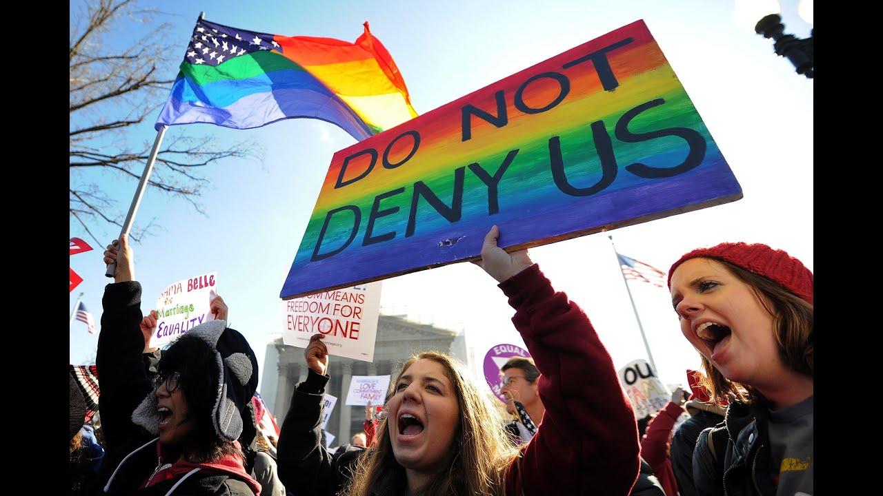 Arizona And Wyoming Gay Marriage Bans Struck Down