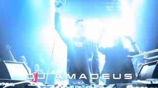 DJ Amadeus at S.O.S. - Sensation of Sound - Club in Ipoh, Malaysia on April 12, 2014