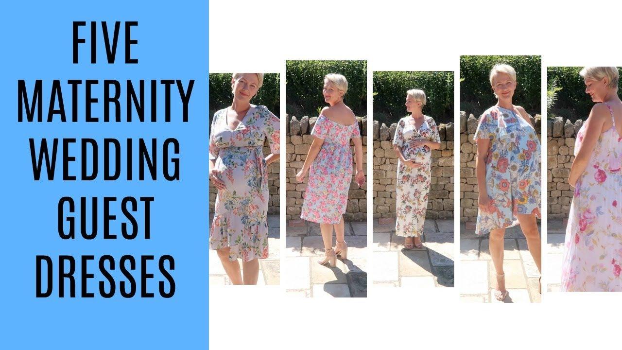 5 Maternity Wedding Guest Dresses Mrs Rachel Brady