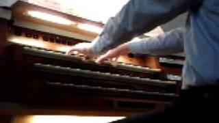 Beveel gerust Uw wegen Orgel