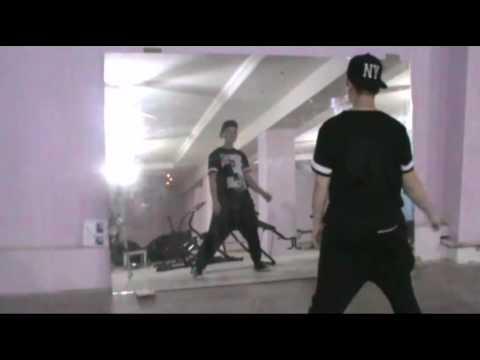 Урок ритмичный танец