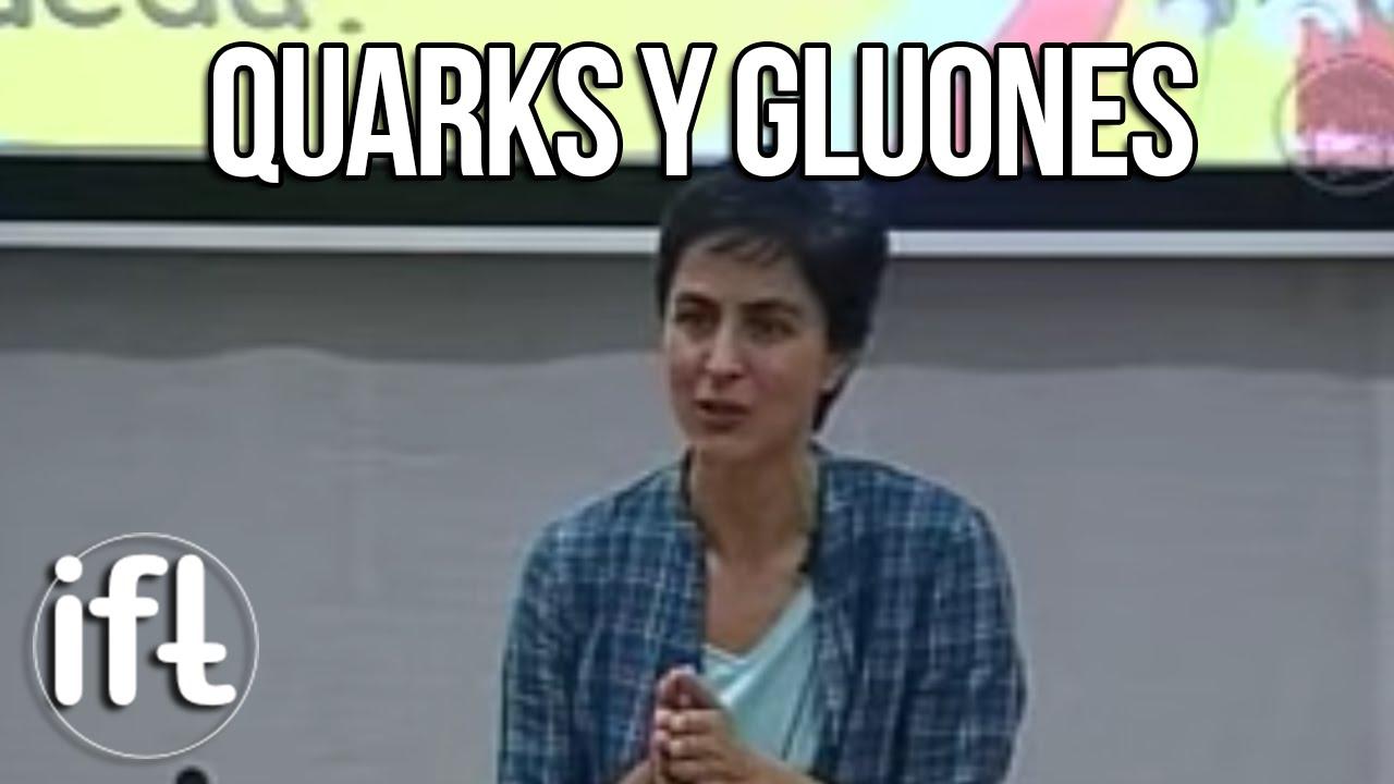 El Color de la Fuerza: Quarks y Gluones (Margarita García Pérez)