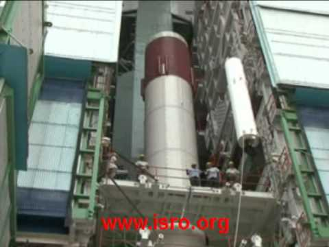 ISRO's 100th Mission [PSLV-C21] being readied to launch French & Japanese Satellites