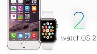 How To Update Apple Watch To Watch OS 2