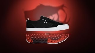 DC SHOES: The Evan Smith Signature Shoe with IMPACT-I Technology