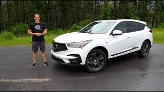 Is the 2019 Acura RDX A Spec the SUV you should BUY?