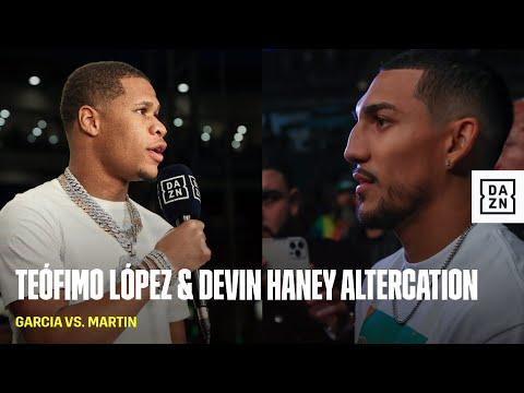 Download Haney & López Altercation