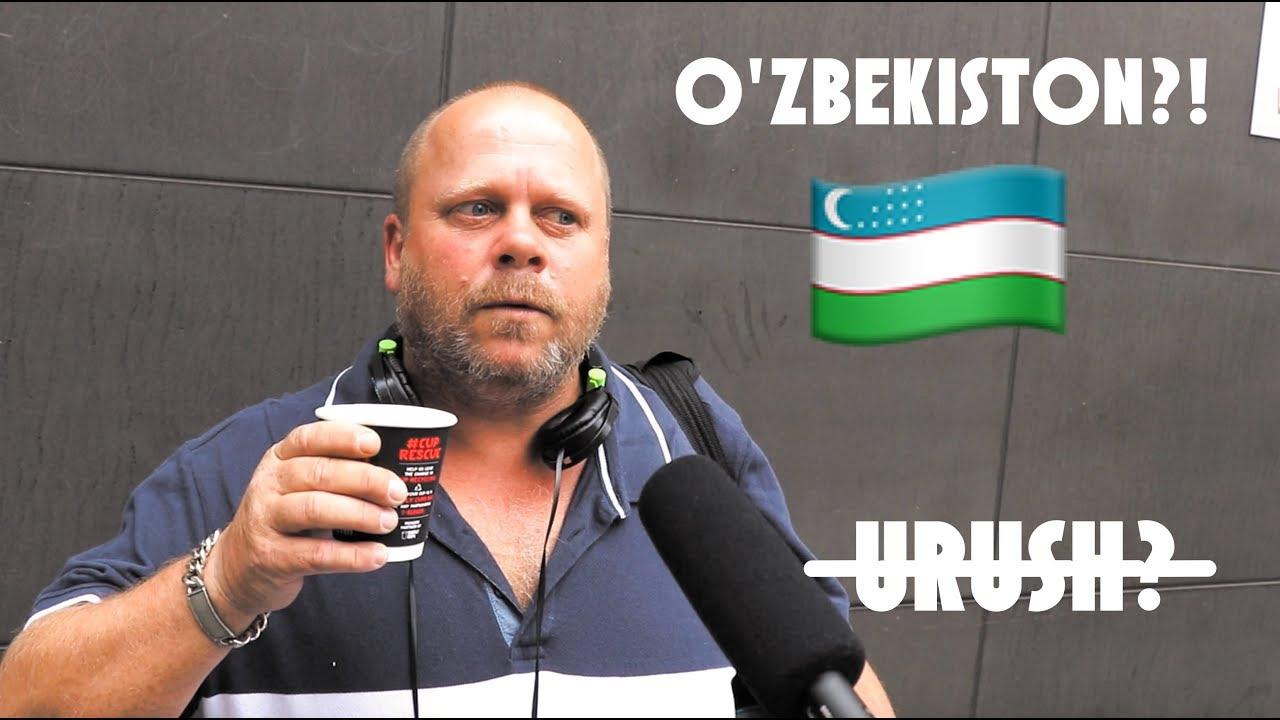 Download Avstraliyaliklar O'zbekiston haqida bilishadimi ? | Do you know Uzbekistan | Melburn
