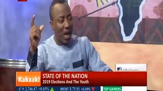 Presidential Aspirant Sowore on AIT