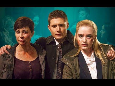The Supernatural Cast is Wayward AF