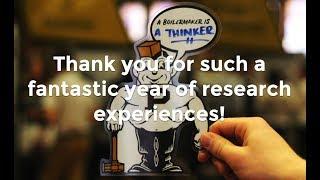 2018-19 Purdue Office of Undergraduate Research Year Recap