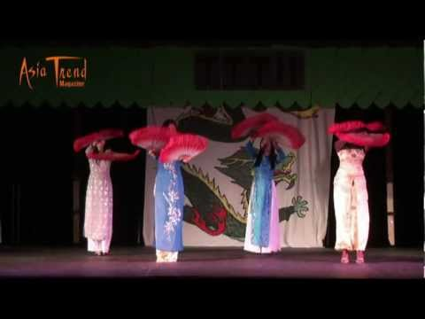 VASA Officer Cultural Dance - VASA Tết Trung Thu Mid-Autumn Moon Festival 2011