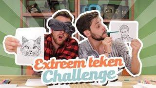 EXTREEM TEKEN CHALLENGE!