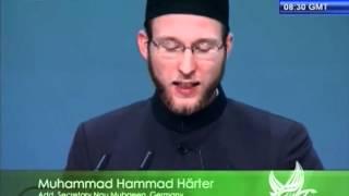 Tabligh in der heutigen Zeit von Hammad Härter ~ Islam Ahmadiyya Jalsa Salana 2012