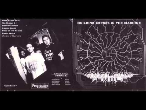 Cyclone Temple - Building Errors In The Machine 1993 full EP