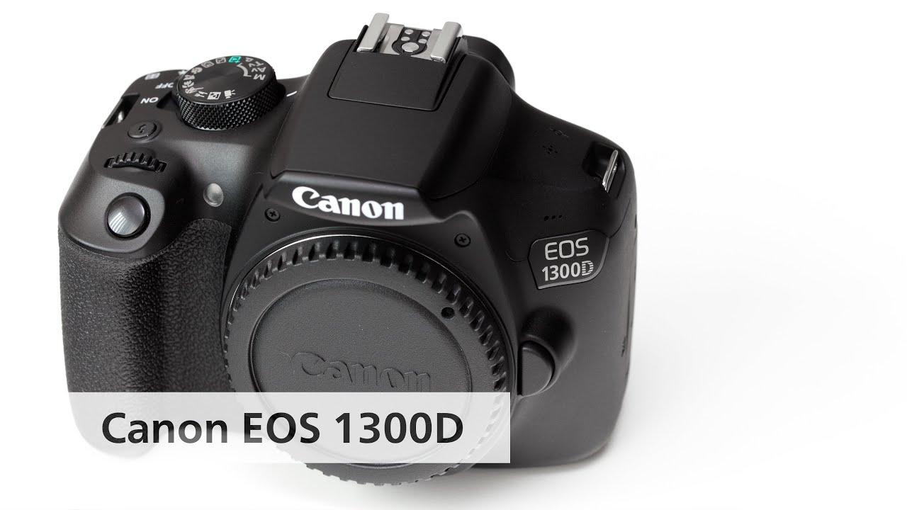 Canon Eos 1300d Einsteiger Dslr Kamera Im Unboxing Deutsch Youtube