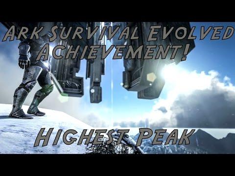 Ark S E - Highest Peak