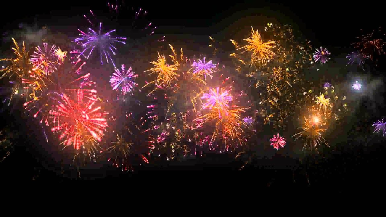 Animated Fire Wallpaper 불꽃 놀이 영상소스 Video Source Video Effect Fire Work 4 Youtube