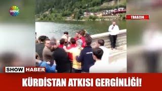 Kürdistan atkısı gerginliği!