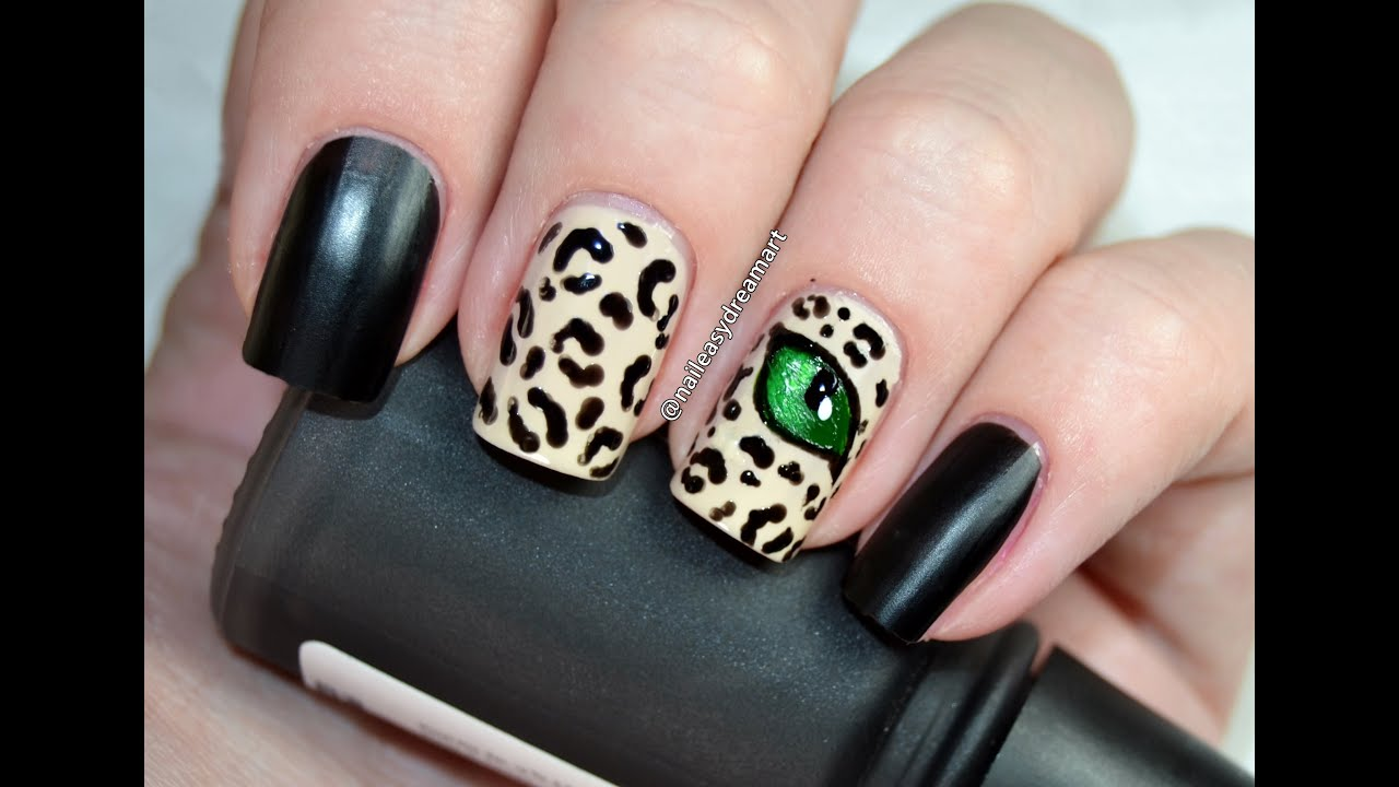 Cat Nail Decals Tutorial — Crafthubs