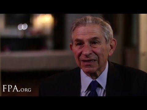 Paul Wolfowitz - Former President of the World Bank - YouTube