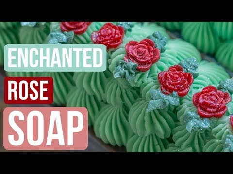 Beauty and the Beast Inspired Soap   Royalty Soaps