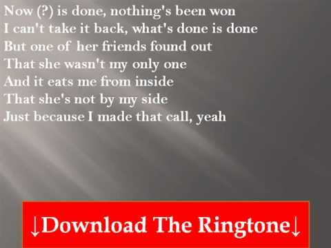 Backstreet boys -  The call Lyrics
