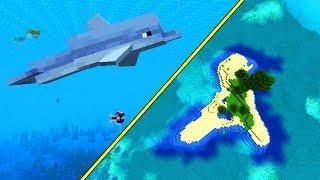 DELFINE SIND DA! & mehr! - Minecraft Update 1.13 - 18w15a