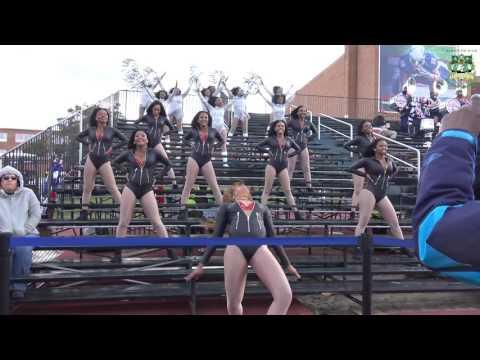 Howard Homecoming (2016) - Ooh La La Dancers