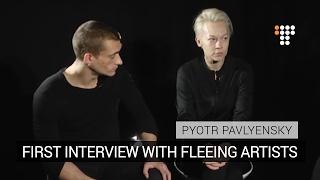 Video Why Did Pyotr Pavlyensky Leave Russia download MP3, 3GP, MP4, WEBM, AVI, FLV November 2017