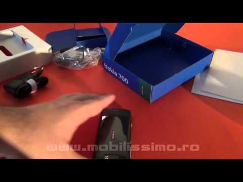 Nokia 700 unboxing video - Mobilissimo TV
