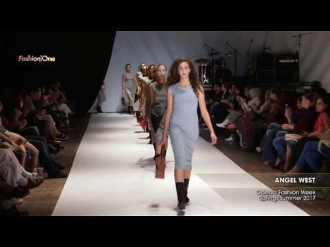 Показ -  ANGEL WEST, Odessa Fashion Week, Весна-Лето 2017