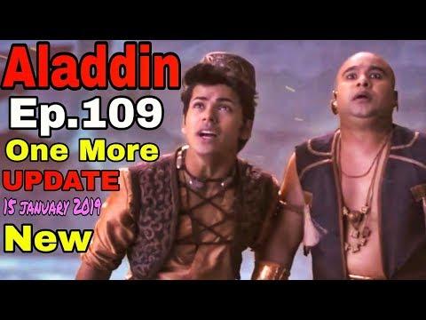 Aladdin – Naam Toh Suna Hoga  ||  15 January 2019 || Aladdin - Ep Upcoming 108 ||  Aladdin Ep 109 |