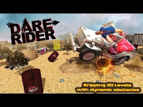 Dare Rider - by Million games | Android Gameplay |