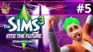 Let's Play The Sims 3 - Into the Future - Part 5