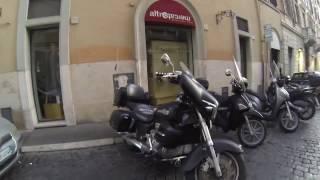 Мотопутешествие в Рим. Фильм десятый: