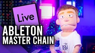 Ableton Mastering Chain (Reid Stefan Course Trailer)