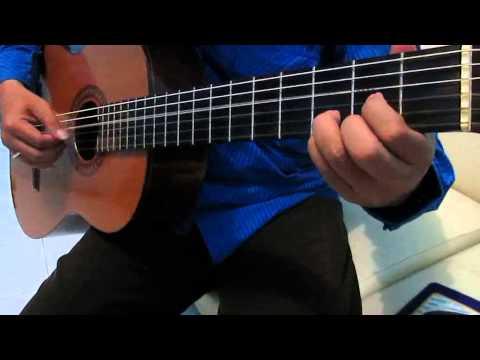 Belajar Intro Kunci Gitar ST12 Saat Terakhir