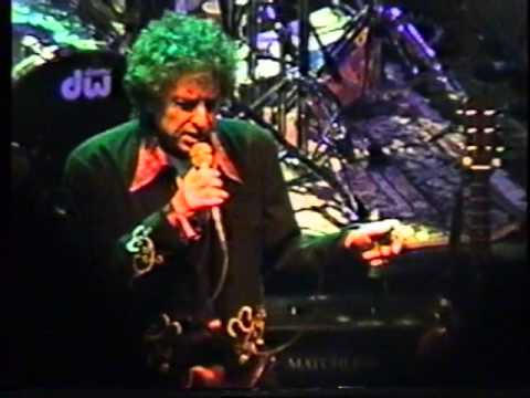 BOB DYLAN THE ACADEMY BRIXTON LONDON ENGLAND  MARCH 30, 1995  Masters Series 157