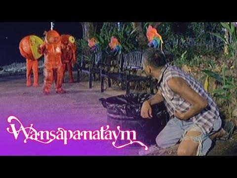 Wansapanataym: Finds a way