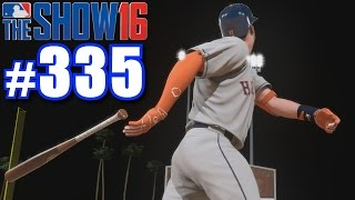 CYCLE IN THE PLAYOFFS! | MLB The Show 16 | Road to the Show #335